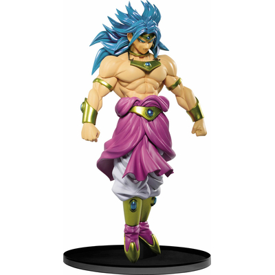 Figurine Dragon Ball Z SCultures Big Budoukai 7 Broly 16cm