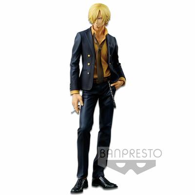 Figurine One Piece Super Master Stars Piece Sanji 30cm