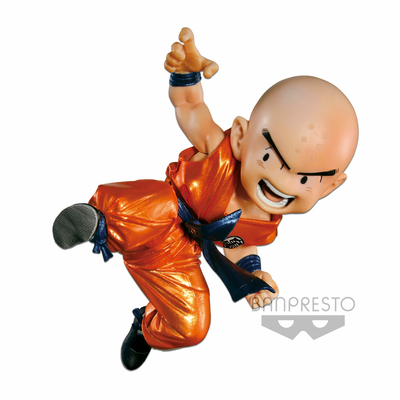 Figurine Dragon Ball Z SCultures Krillin Special Color Ver. 11cm