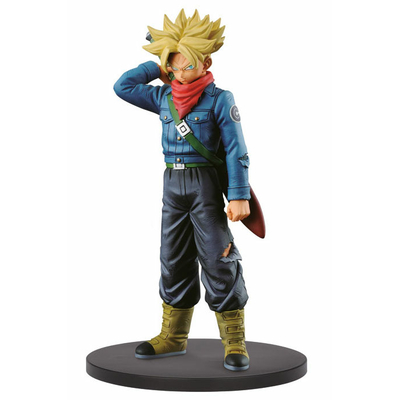 Figurine Dragon Ball Super DXF Super Warriors 2 Super Saiyan 2 Trunks 18cm