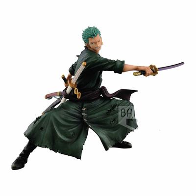 Figurine One Piece Zoukei Monogatari Roronoa Zoro 17cm