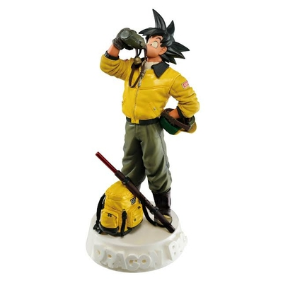 Figurine Dragon Ball Z SCultures Son Goku Special Color Ver. 18cm