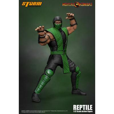 Figurine Mortal Kombat Klassic Reptile 18cm