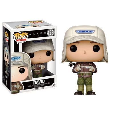 Figurine Alien Covenant Funko POP! David 9cm