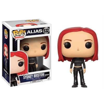 Figurine Alias Funko POP! Sydney Bristow Redhead 9cm