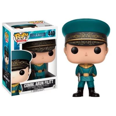 Figurine Valerian Funko POP! Commander Arun Filitt 9cm