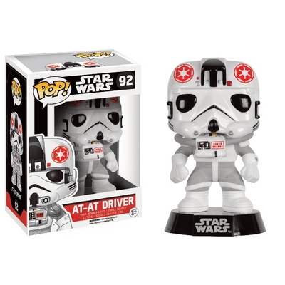 Figurine Star Wars Funko POP! AT-AT Driver 9cm