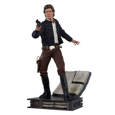 Statuette Star Wars Episode V Premium Format Han Solo 50cm