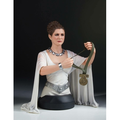 Buste Star Wars A New Hope Leia Hero of Yavin 17cm