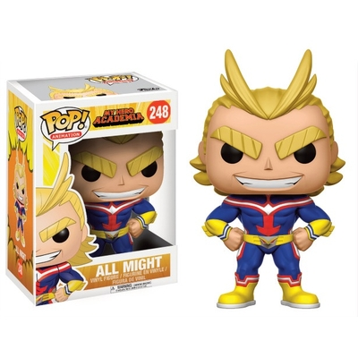 Figurine My Hero Academia Funko POP! All Might 10cm