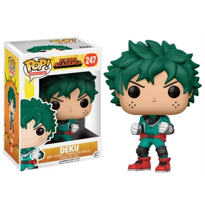 Figurine My Hero Academia Funko POP! Deku 10cm