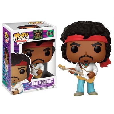 Figurine Jimi Hendrix Funko POP! Rocks Jimi Hendrix - Woodstock 9cm