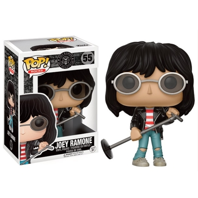 Figurine Ramones Funko POP! Rocks Joey Ramone 9cm 1001 Figurines