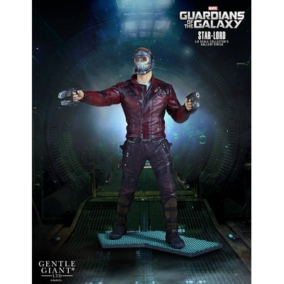 Statuette Les Gardiens de la Galaxie Collectors Gallery Star-Lord 24cm
