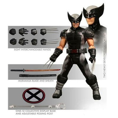 Figurine Marvel X-Force Wolverine Previews Exclusive 15cm