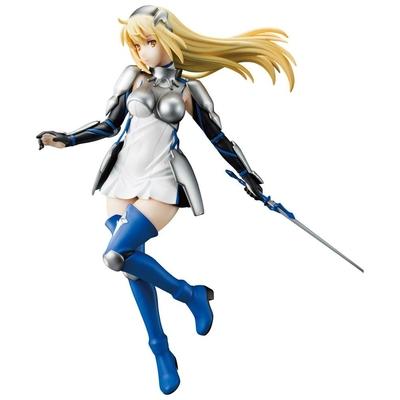 Statuette DanMachi Sword Oratoria Princess of Sword Ais Wallenstein 20cm