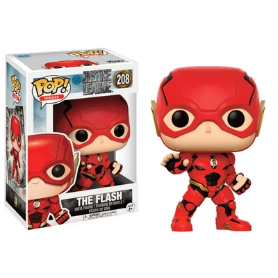 Figurine Justice League Movie Funko POP! The Flash 9cm