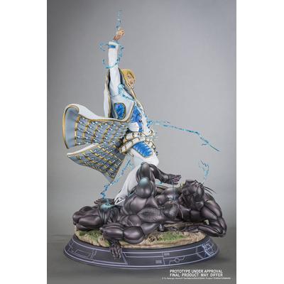 Statue Terra Formars Adolf Reinhard HQS by Tsume 44cm 1001 Figurines 6
