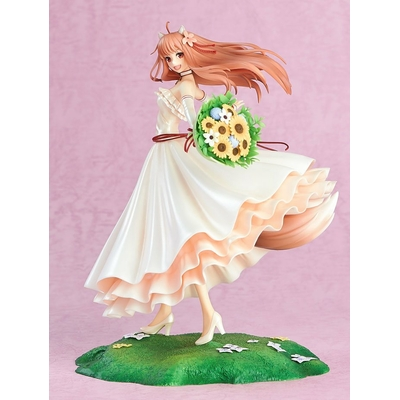 Statuette Spice and Wolf Holo Wedding Dress Ver. 24cm