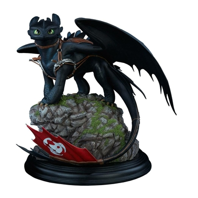 Statuette Dragons 2 Toothless 30cm