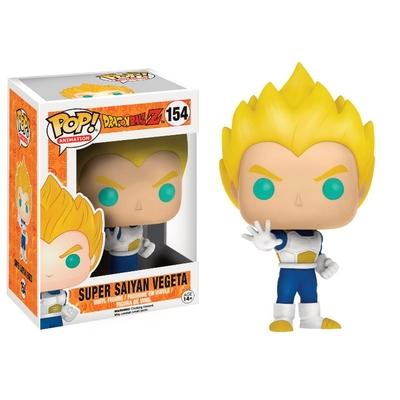 Figurine Dragon Ball Z Funko POP! Super Saiyan Vegeta 9cm