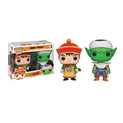 Pack Figurines Dragonball Z Funko POP! Gohan & Piccolo 9cm