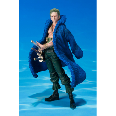 Figurine One Piece Figuarts Zero 20Th Diorama 4 Zoro 15cm