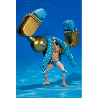 Figurine One Piece Figuarts Zero 20Th Diorama 6 Franky 26cm