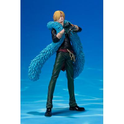 Figurine One Piece Figuarts Zero 20Th Diorama 7 Sanji 15cm
