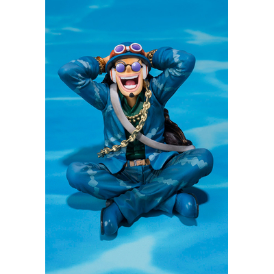Figurine One Piece Figuarts Zero 20Th Diorama 8 Usopp 07cm