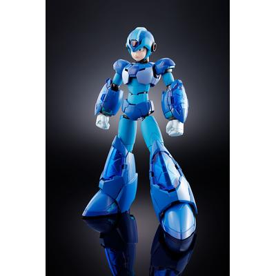 Figurine Mega Man X Giga Armor Chogokin 14cm