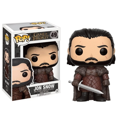 Figurine Game of Thrones Funko POP! Jon Snow 9cm