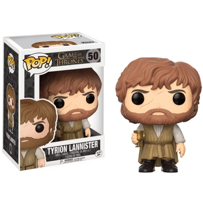 Figurine Game of Thrones Funko POP! Tyrion Lannister 9cm