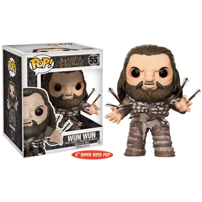 Figurine Game of Thrones Funko POP! Wun Wun 15cm