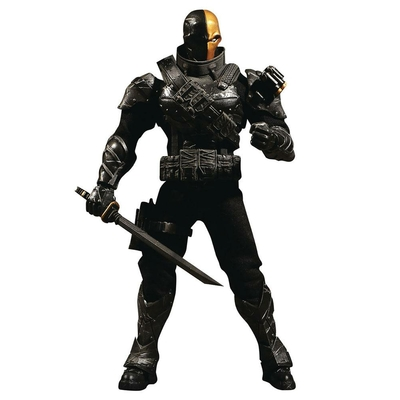 Figurine DC Comics Stealth Deathstroke Previews Exclusive 15cm