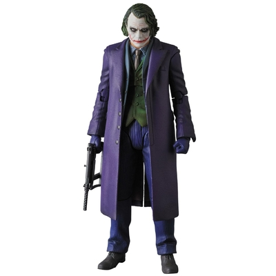 Figurine Batman The Dark Knight Rises Medicom MAF Joker Ver. 2.0 - 16cm