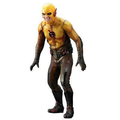 Statuette The Flash ARTFX+ Reverse Flash 17cm