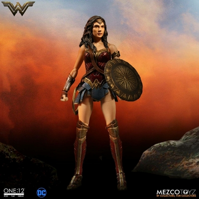 Figurine DC Comics Wonder Woman 17cm