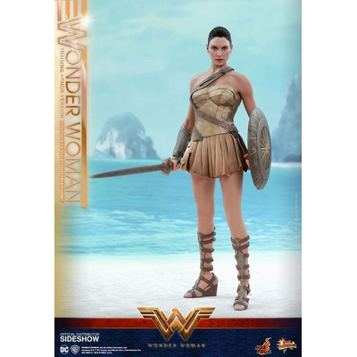 Figurine Wonder Woman Movie Masterpiece Wonder Woman Training Armor Ver. 29cm