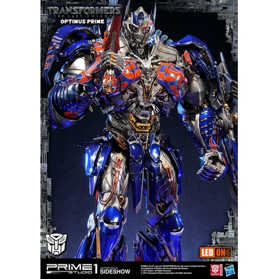 Statuette Transformers The Last Knight Optimus Prime 89cm