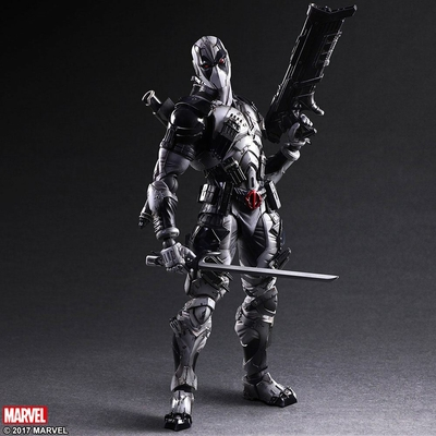 Figurine Marvel Comics Variant Play Arts Kai Deadpool X-Force Ver. 27cm