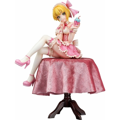 Statuette The Idolmaster Cinderella Girls Frederica Miyamoto Little Devil Maid Ver. 24cm