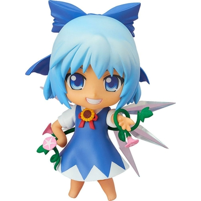 Figurine Nendoroid Touhou Project Suntanned Cirno 10cm