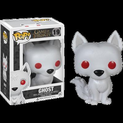 Figurine Game of Thrones Funko POP! Ghost 9cm