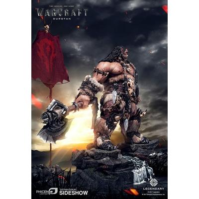 Statuette Warcraft Big Budget Premium Durotan 72cm