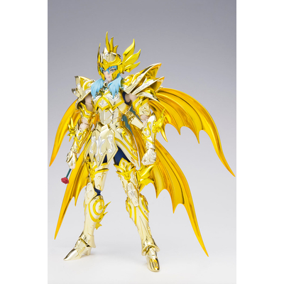 Figurine Saint Seiya Soul of Gold Aphrodite des Poissons Myth Cloth EX