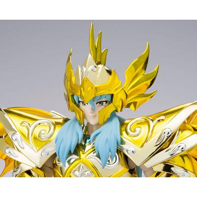 Figurine Saint Seiya Soul of Gold Aphrodite des Poissons Myth Cloth EX 1001 Figurines 5