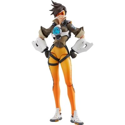 Figurine Overwatch Figma Tracer 14cm