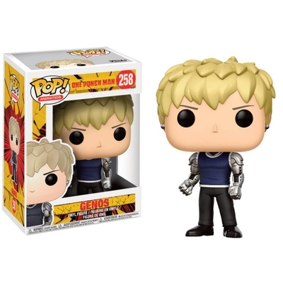 Figurine One-Punch Man Funko POP! Genos 9cm