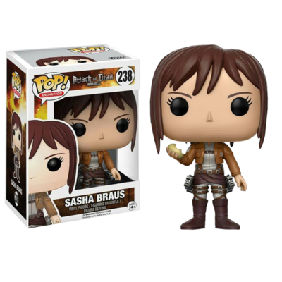 Figurine Attack on Titan Funko Pop! Sasha Braus 9cm